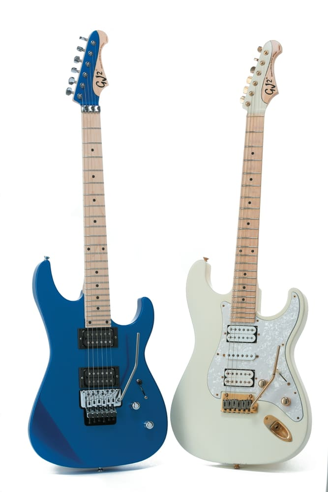 GJ2 Guitars Shredder & Glendora HSH NLT im Test | GITARRE & BASS