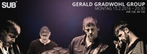 Gerald Gradwohl Group 2016