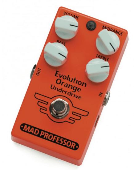 Mad Professor und Evolution Orange_3