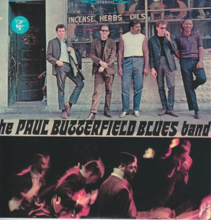 The Paul Butterfield Blues Band 1965