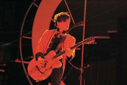 Peter Keller mit Gitarre