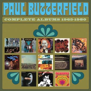 Cover des Complete Albums: 1965-1980