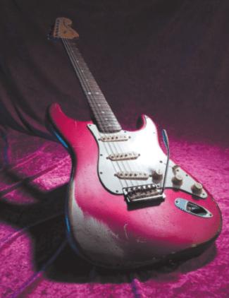 Gitarren Aging