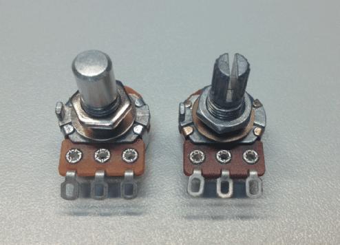 die-technik-von-potentiometern-potis-mit-massivem-oder-gespaltenem-schaft