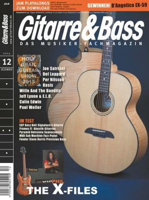Gitarre & Bass Cover 2015 Nr 12