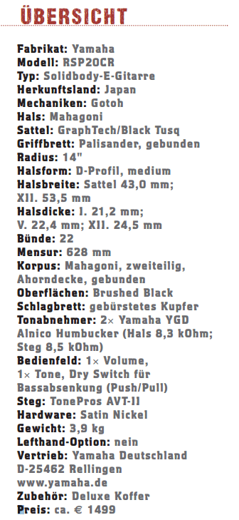Yamaha RSP20CR_profil