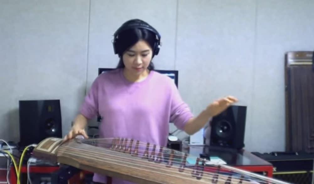 Luna macht Musik