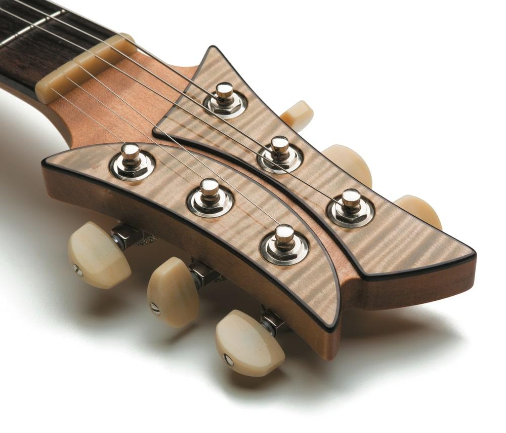 Frank Hartung Guitars Embrace Custom Flying Dragon Im Test