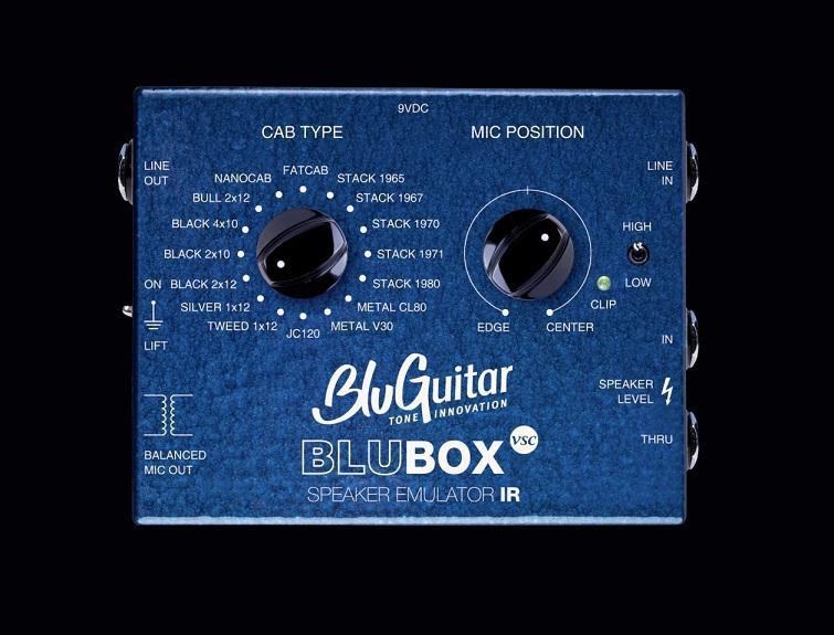 BluGuitar Speaker