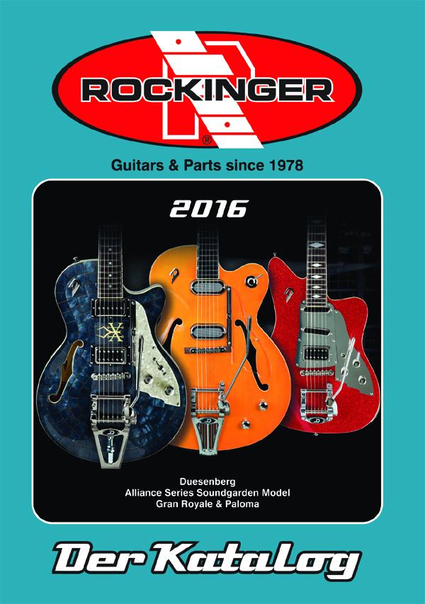 Rockinger Katalog 2016