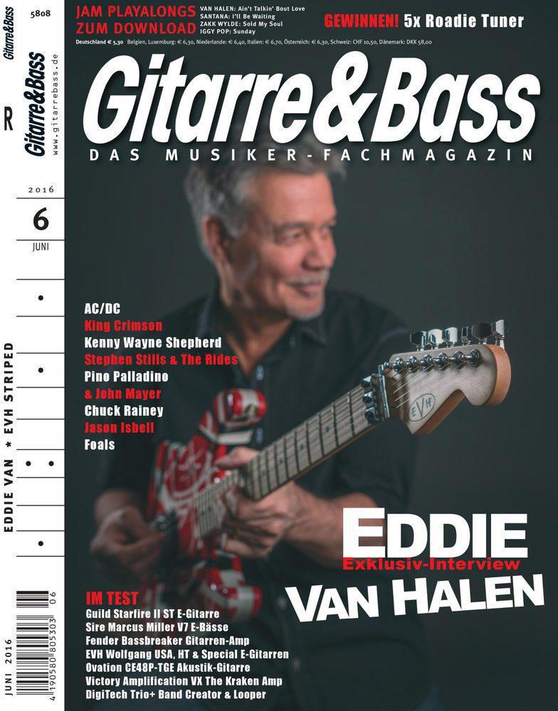 Gitarre & Bass Eddie Van Halen