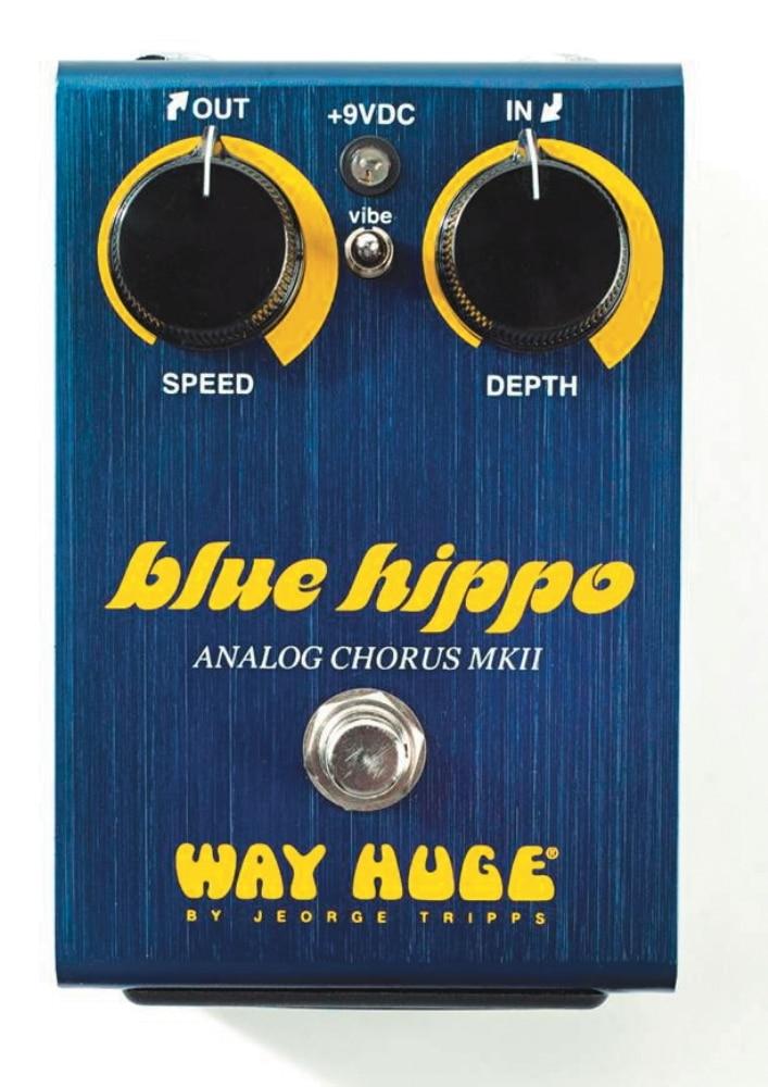 Blue Hippo Chorus MKII