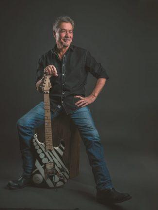 Eddie Van Halen Interview Gitarre & Bass