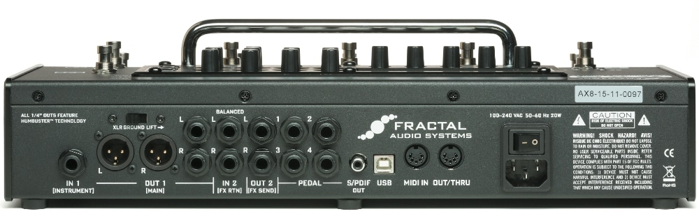 Fractal Audio Systems AX8_02