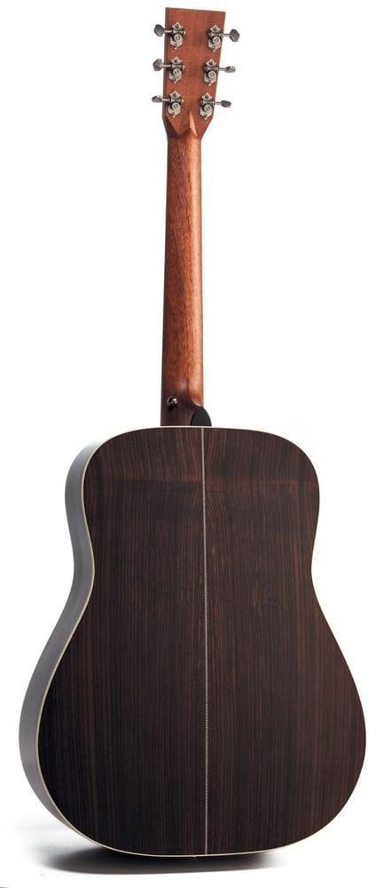 Furch Gitarre Rücken