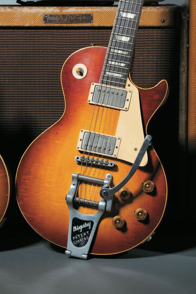 Gibson Les Paul 1959 & Co | GITARRE & BASS
