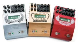 Two note Le Preamp Serie Pedale