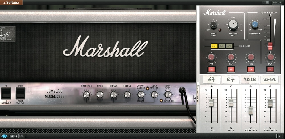 UAD Marshall Collection_01