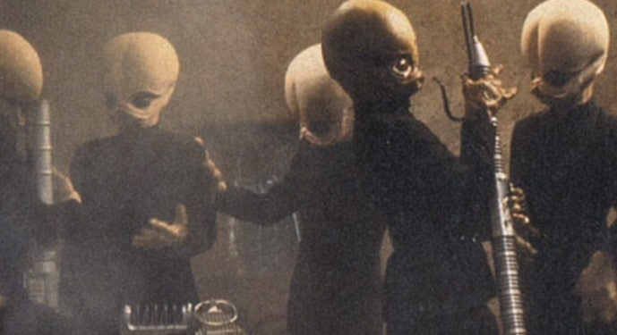 Cantina Band aus Star Wars