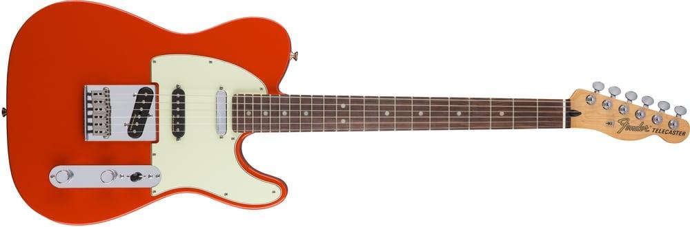 Die neue Fender-Deluxe-Serie   GITARRE & BASS