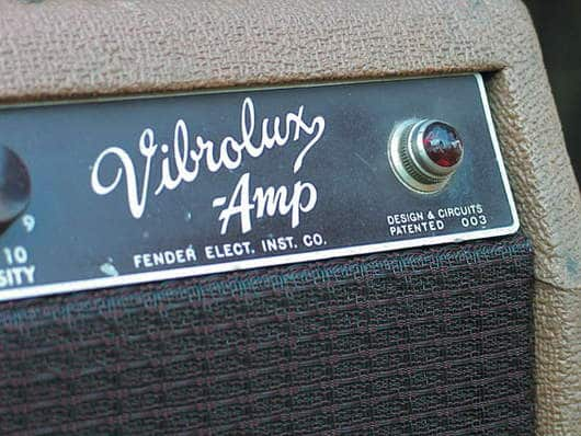 61 Fender Vibrolux