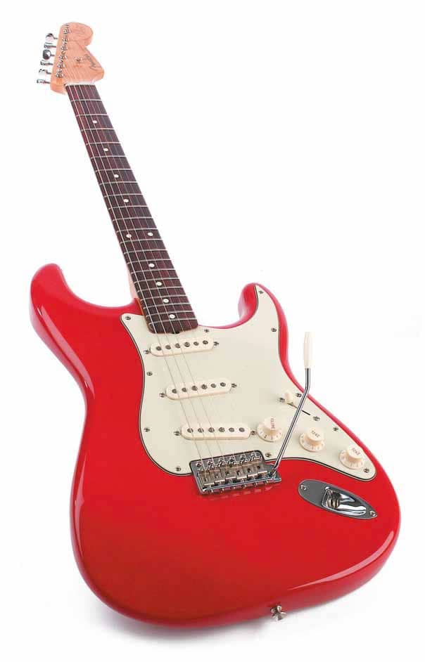Fender Mark Knopfler Strat