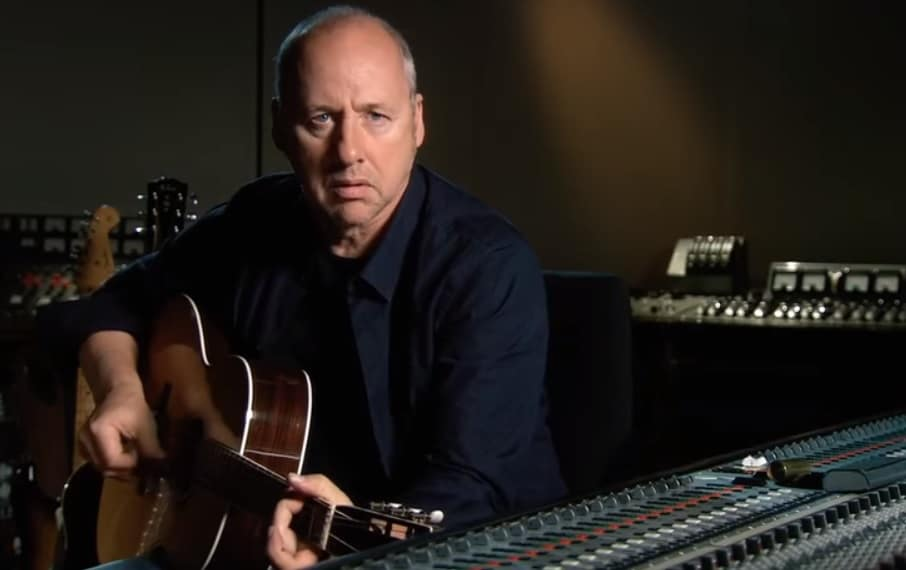 Mark Knopfler bei Youtube