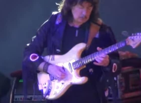 Richie Blackmore auf der Loreley