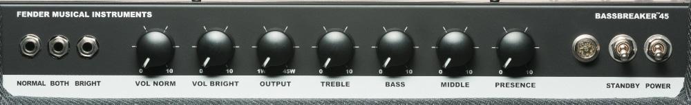 Fender Bassbreaker (3)