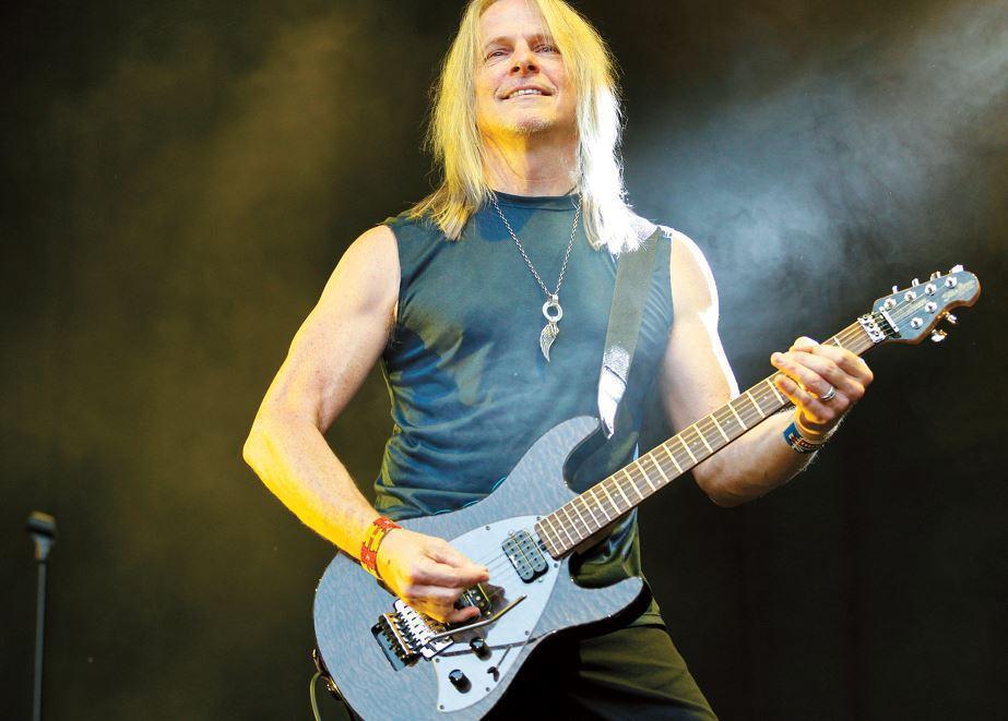 Deep-Purple-Gitarrist Steve Morse