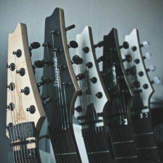 5 Gitarren, 40 Saiten