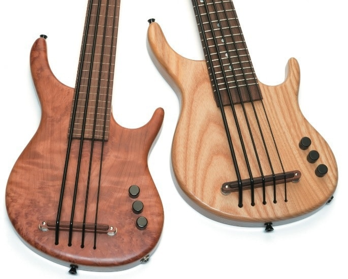kala u bass california series 4 5 im test gitarre bass. Black Bedroom Furniture Sets. Home Design Ideas