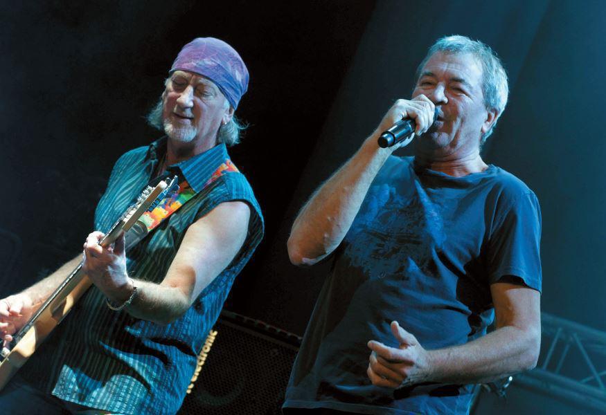 Roger Glover & Sänger