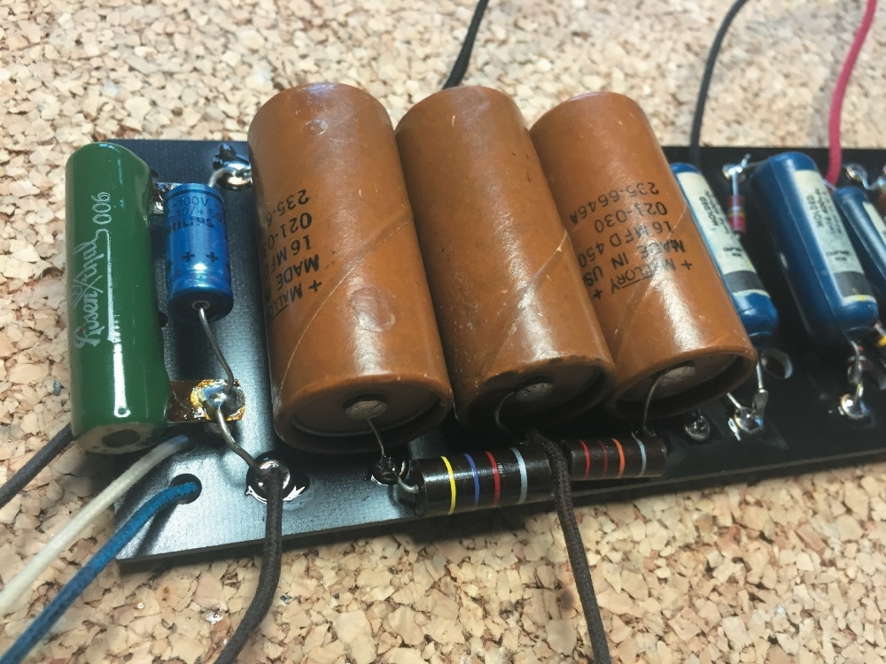 Kondensatoren per Trouble-Shooting auf Funktion prüfen? | GITARRE & BASS