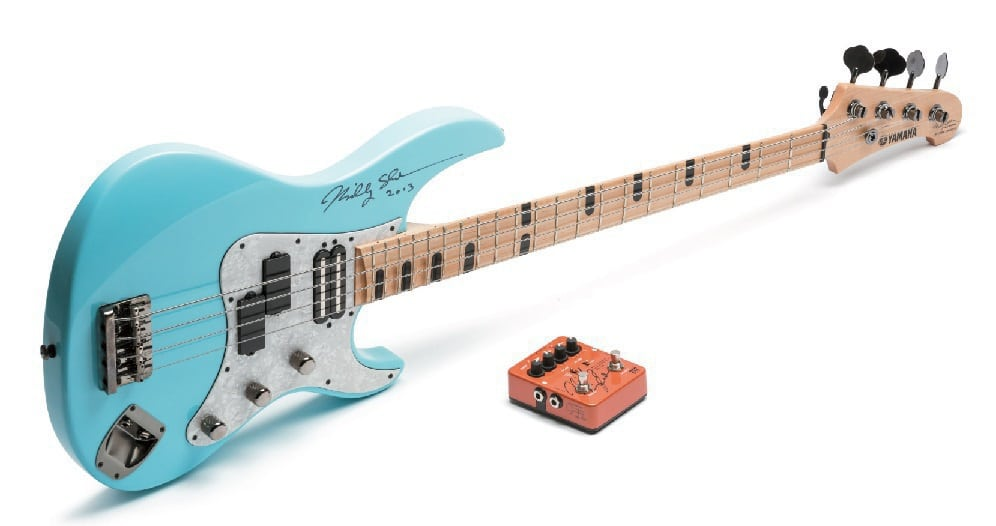 Billy Sheehan Equipment : Gear-Check und Test | GITARRE & BASS
