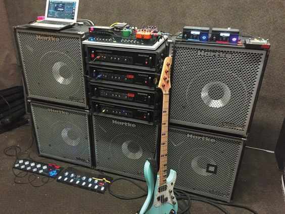 Billy Sheehans Rig