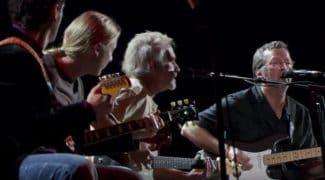 Eric Clapton und Trucks