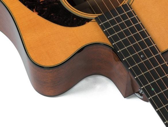 oberfl chliche kratzer auf einer nitrolack gitarre wegpolieren gitarre bass. Black Bedroom Furniture Sets. Home Design Ideas