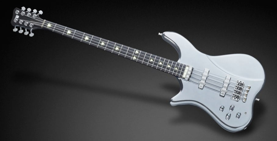 Warwick Custom Shop Scott Reeder Katana 8-String Bass