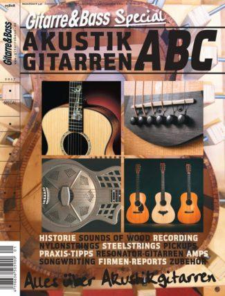 Gitarre & Bass das Akustikgitarren ABC