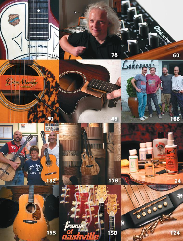 Das Acoustic ABC von Gitarre & Bass