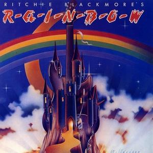 Das Frontcover des Rainbow-Debüts