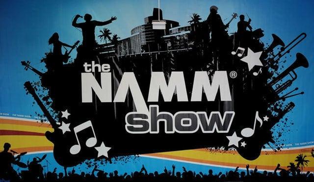 Namm Show Banner