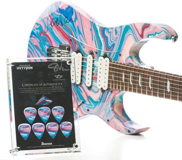 Steve Vai Gitarre
