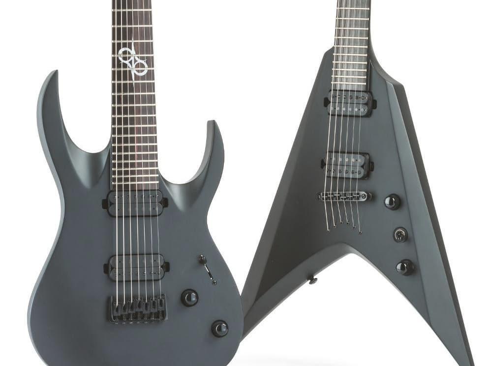Erfreut Schecter Gitarre Schaltpläne Fotos - Elektrische ...