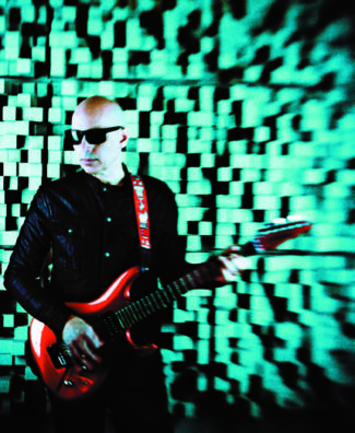 Gitarrist Joe Satriani