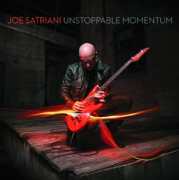 Albumcover Unstoppable Momentum
