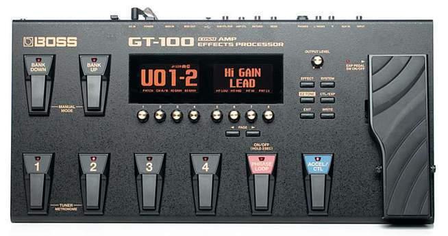 GT-100 Boss