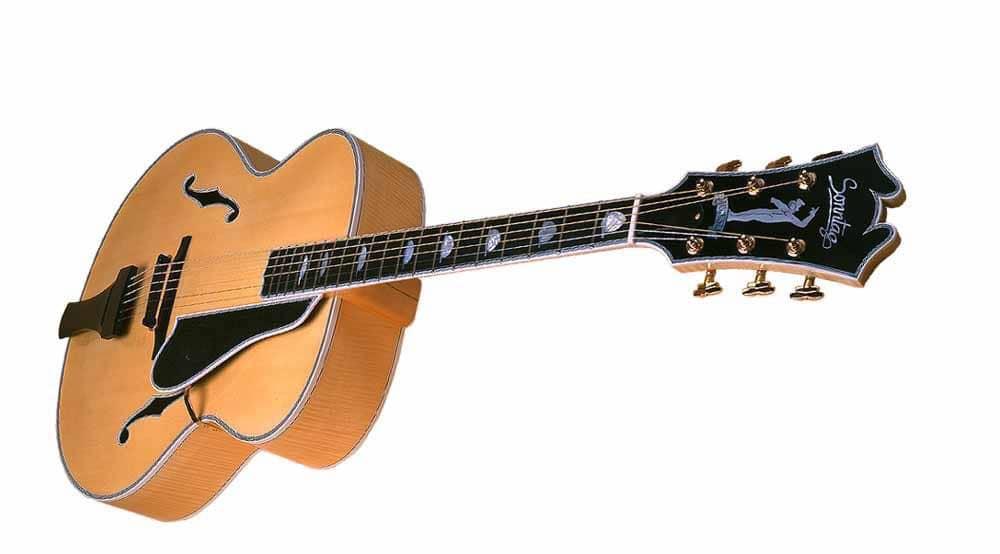 Geschichte und Konstruktion der Archtop-Gitarren | GITARRE & BASS