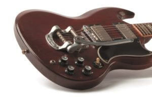 Gibson SG mit Tremolo